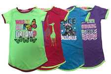 Sweet Dreams Toddler Girls Fashion Print Nightgowns (Set of 4)