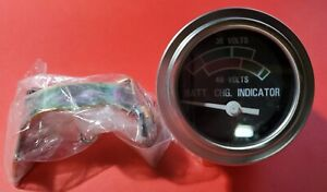 DATCOM 833 CU, 833CU BATTERY CHARGE INDICATOR 06856-00, 36/48V - New With Mount