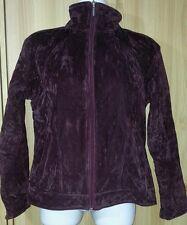 Ladies velvet jacket size m