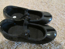Girls Tap Shoes  7y from startone  Black Patent