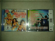 MALLORCA Party 2015 Urlaub/Party/Sonne+Meer CD + DVD FSK 0! NEU+foliert!!!