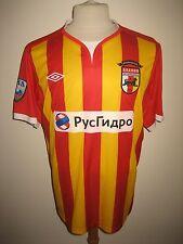 Alania Vladikavkaz MATCH WORN Russia football shirt soccer jersey trikot size L