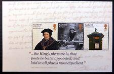 GB 2016 Royal Mail SG3795a Prestige Booklet Pane U/M NB3983