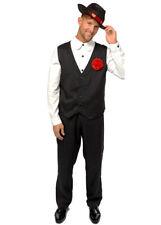 Adult 1920s Gangster Man Costume