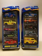 2000 Hot Wheels Gift Packs House Calls & Truck Stoppers