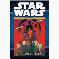 Star Wars Comic Kollektion 35 CRIMSON EMPIRE II 2 HC 3741604429 PANINI 22.12 NEU