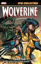 Wolverine Epic Collection: Inner Fury by Larry Hama 9781302923907   Brand New