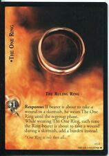 Lord Of The Rings CCG Card TTT 4.C2 The One Ring, The Ruling Ring