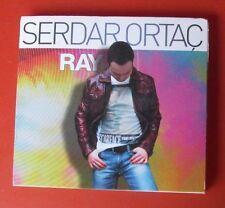 Serdar Ortaç Ray, Serdar Ortac, Turkey Pop + Booklet
