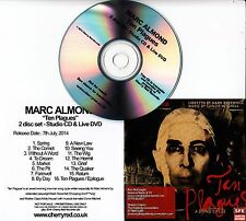 MARC ALMOND Ten Plagues 2014 UK 16-track promo test CD