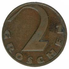 Österreich 1. Republik 2 Groschen 1936 A26423