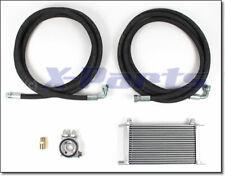 Ölkühleranlage VW Bus Bulli T2 T3 Ölkühler 19 Reihen Thermostat Adapterplatte
