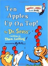 Ten Apples Up on Top! (Bright & Early Board Books(TM)) by Dr. Seuss