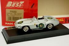 Best 1/43 - Ferrari 750 Monza 40ans Silver