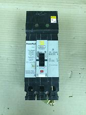 Square D Fda 2 pole 50 amp 240v Fda220501 PowerPact Circuit Breaker