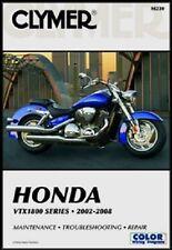 CLYMER SERVICE MANUAL HONDA VTX1800C, VTX1800R & VTX1800S 2002-2007 2006 2005 04