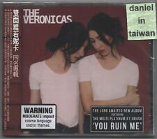 The Veronicas: The Veronicas (2014) CD OBI TAIWAN