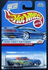 HOT WHEELS 1998 First Editions - Blue AT-A-TUDE - #667 -- Next Day BOX Shipping