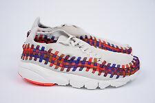 2016 Nike Footscape Woven Rainbow  -  Light Bone  - US9 UK8 EU42.5