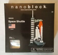 Nanoblock Space Shuttle Limited Edition Micro-Sized Building Blocks Sealed (AB1)