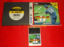 POWER LEAGUE IV 4 (Baseball) Pc Engine Hu-Card Versione Giapponese ○ USATO - DO