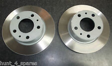 IVECO DAILY 99 - 06 QUALITY JURATEK FRONT BRAKE DISCS SOLID (276MM)