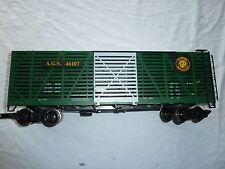 Aristocraft G Scale Model Train Carriages