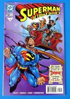 SUPERMAN In ACTION COMICS #762 COMIC BOOK ~ 2000 DC ~ NM/MT