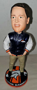 Forever Collectibles Peyton Manning Indiana Colts Varsity Collection bobblehead