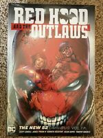 Red Hood and the Outlaws Omnibus HC Hardcover New 52 Graphic Novel Lot Sealed