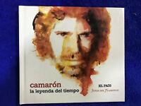 CAMARON DE LA ISLA CD LA LEYENDA DEL TIEMPO LIBRO CD JOYAS DEL FLAMENCO