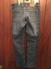 R.M. WILLIAMS BLUE DENIM VINTAGE JEANS SIZE 10 MADE IN AUSTRALIA