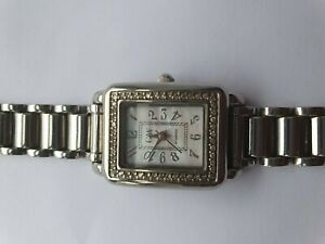 GW Diamond Bezel Ladies Bracelet Watch