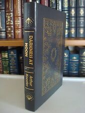 DARKNESS AT NOON Arthur Koestler Gryphon Liberty Classics Leather