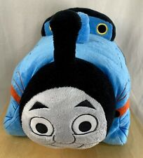 "Thomas the Train Pillow Pet 2011 Soft Plush 12"" Stuffed Doll Thomas And Friends"