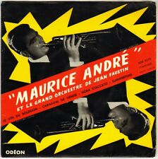 "MAURICE ANDRE ""LE VOL DU BOURDON"" 50'S EP ODEON 3173"