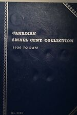 Canada Small Cent Set - in Whitman Canada Small Cents Folder