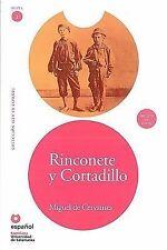Rinconete y cortadillo (Libro + CD)(Leer En Espanol Level 2) (Spanish Edition),