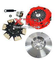 XTR STAGE 3 CLUTCH KIT+CHROMOLY FLYWHEEL for TOYOTA TACOMA TUNDRA 4RUNNER 3.4L