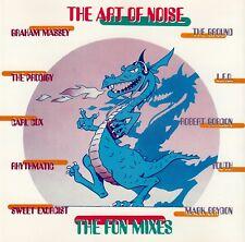 THE ART OF NOISE : THE FON MIXES / CD - TOP-ZUSTAND
