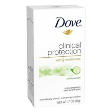 Dove Clinical Protection Antiperspirant Solid Cool 1.7 OZ
