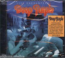 DEEP PURPLE - Live Encounters 2CD POLISH EDITION MMR