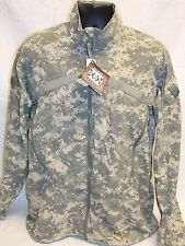GEN III ARMY ACU DIGITAL WIND JACKET LEVEL 4 LARGE/REGULAR COLD WEATHER TOP A3