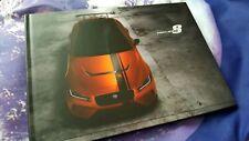 Jaguar Project 8 Sales Brochure - English - HARDBACK - 29pgs