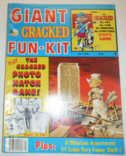 Giant Cracked Fun Kit Magazine The History Of Time And Life July 1985 032515R