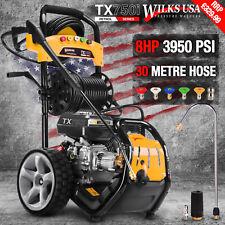 Petrol Pressure Washer - 3950PSI / 272BAR - Power Jet Cleaner - WILKS USA TX750i