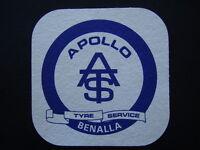 APOLLO TYRE SERVICE ATS BENALLA COASTER