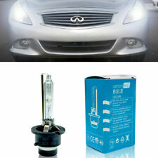Factory Fit HID Xenon Headlight Bulbs For Infiniti G25 2011-2012 High & Low Beam