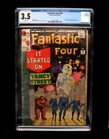 Fantastic Four #29 CGC 3.5