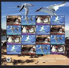 Ascension Island 2011 Birds WWF Red Billed MNH Mi.1155-58